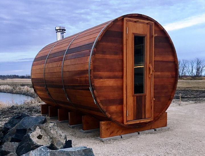 Looking for the largest sauna on the market?