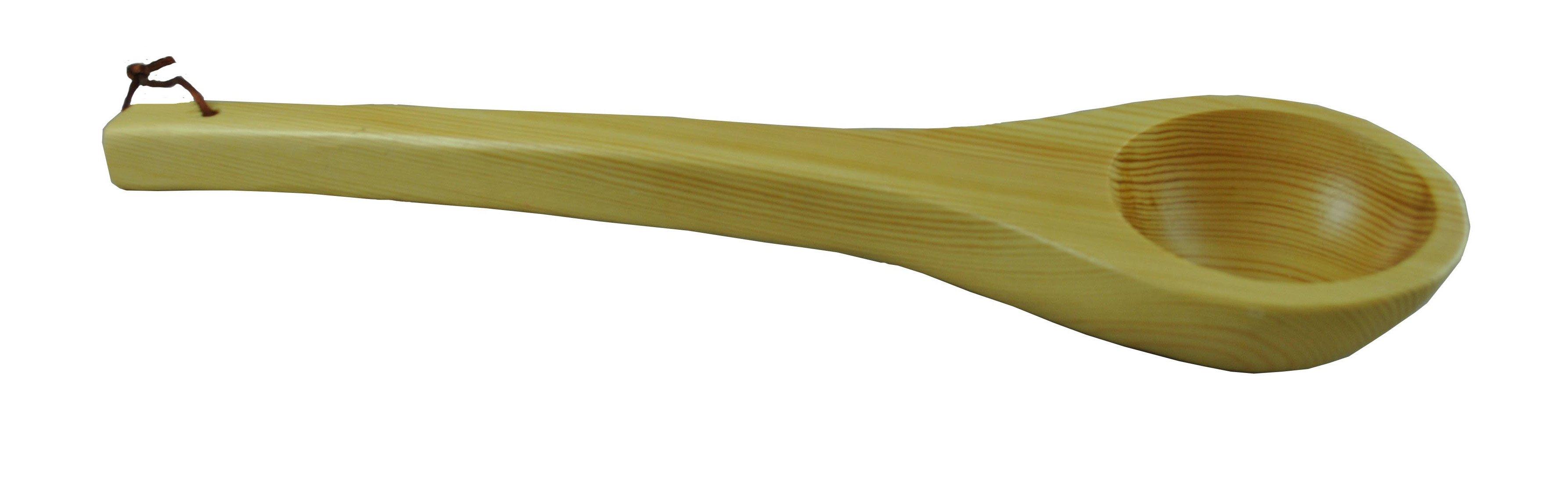 Wood Sauna Ladle 15