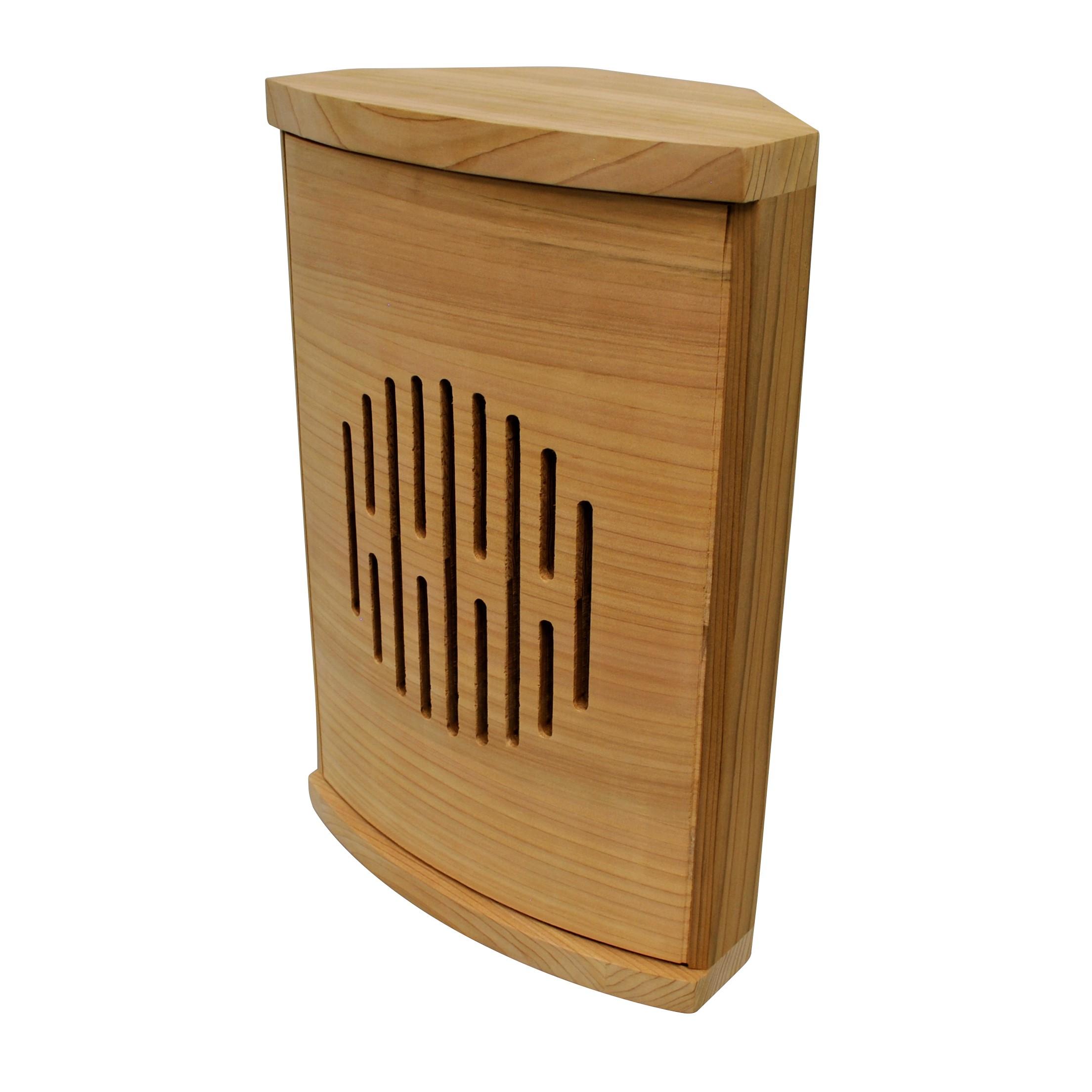 Sauna Speaker - Cedar