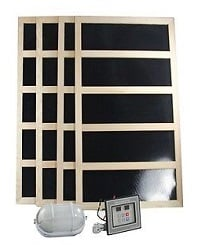 1200 Watt Infrared Sauna Heater 110V