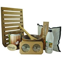 Sauna Accessory Kit Deluxe