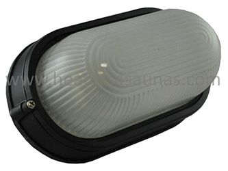 Oval Sauna Light- Explosion Proof Sauna Light