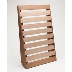 Sauna Backrest Made from Real Cedar