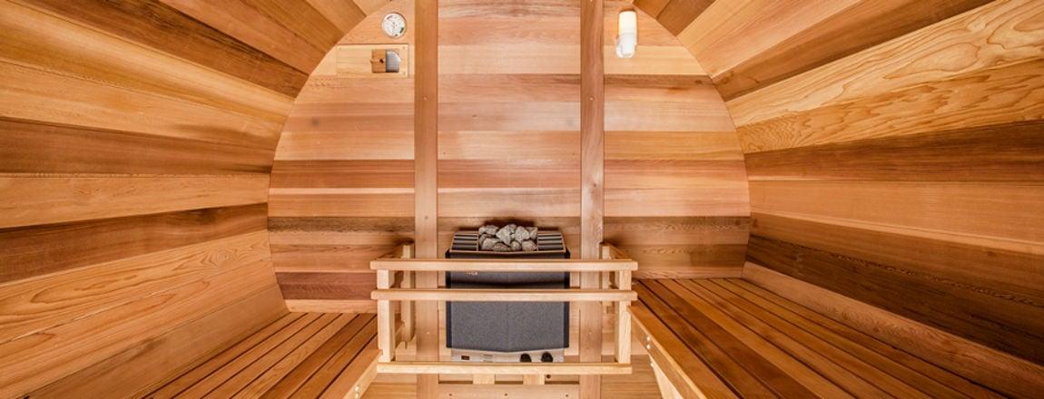 Barrel Saunas Outdoor Sauna Rooms With Multiple Heating