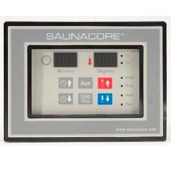 Digital Sauna Controller Timer with Aux Controls 110V