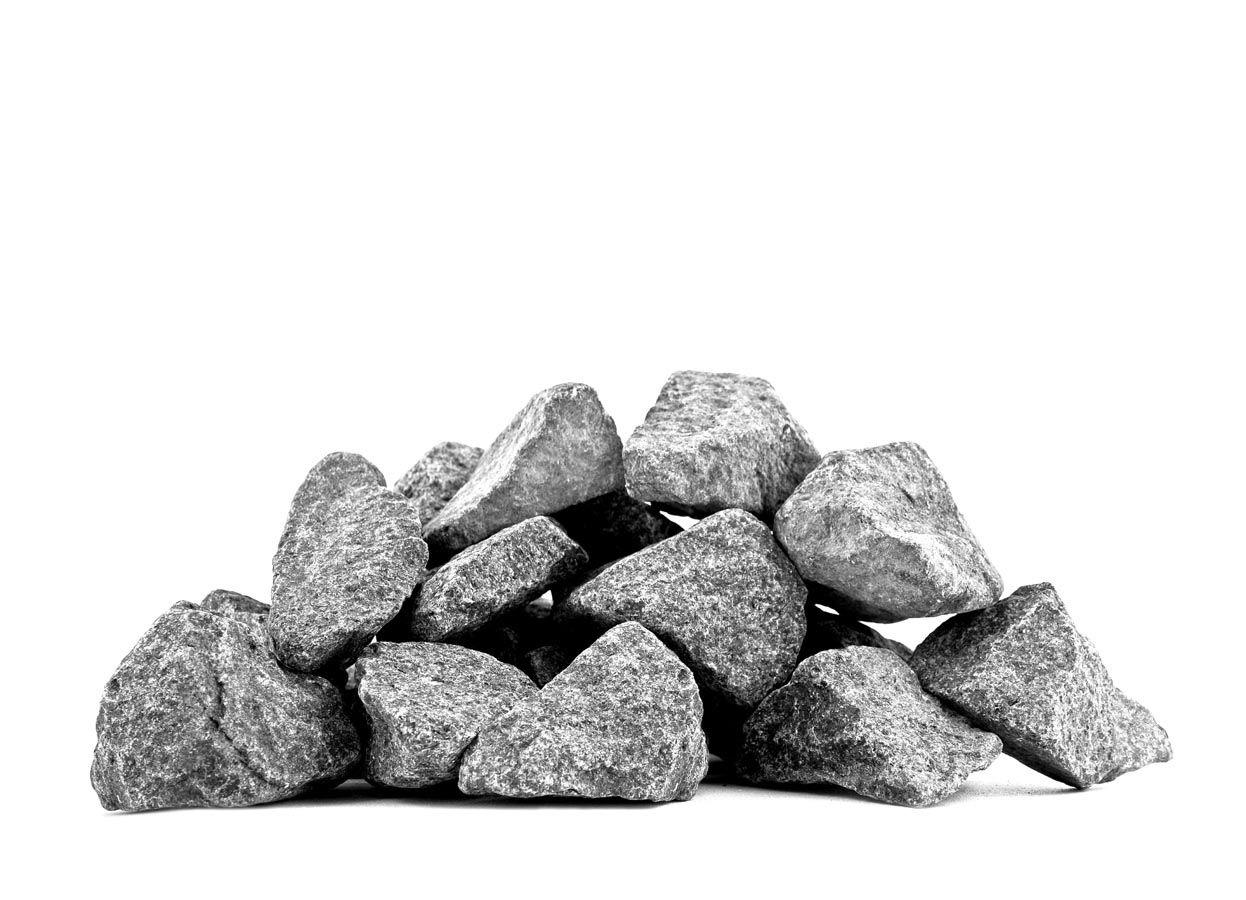 Sauna Replacement Rocks & Stoves 25 Lbs